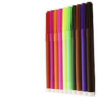 Фломастеры ароматизированные для рисования Scented markers 10 fruit FK102629