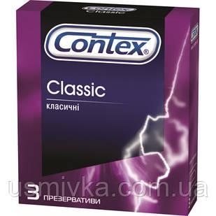 Презервативы ContexClassic 3 шт. SX7110009