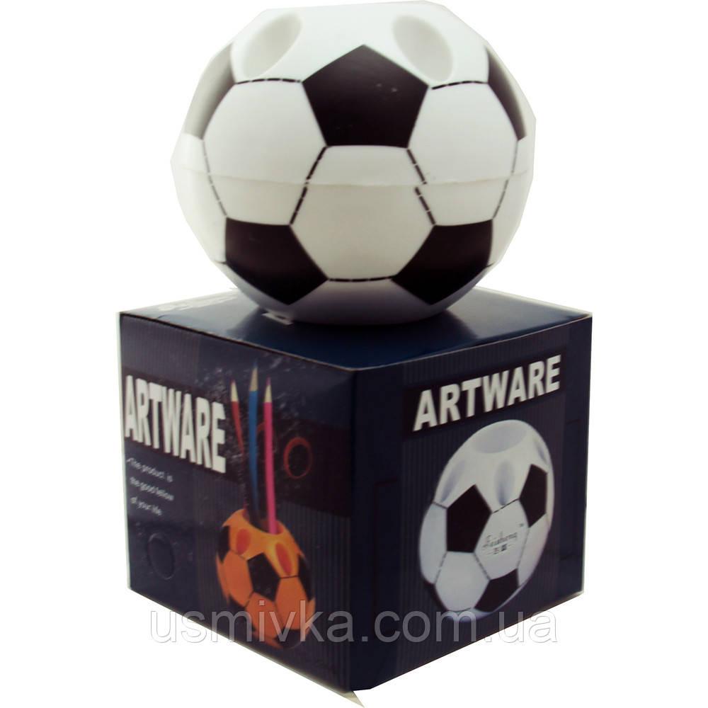 Подставка для ручек вместительная  ''Футбольный мяч'' SQ1026191