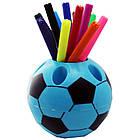 Подставка для ручек вместительная  ''Футбольный мяч'' SQ1026191, фото 2