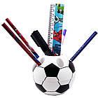 Подставка для ручек вместительная  ''Футбольный мяч'' SQ1026191, фото 5
