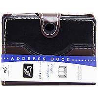 Записная книжка, в подарок, маленькая, в наборе с шариковой ручкой,  №787
