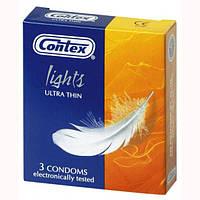 ПрезервативыContex Lights 3 шт. SX7110007