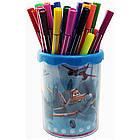 Подставка для ручек пластиковая детская ''Disney'' круглая SQ1026188, фото 5