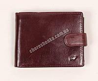 Мужской кожаный кошелек Braun Buffel BR-603 Коричневый