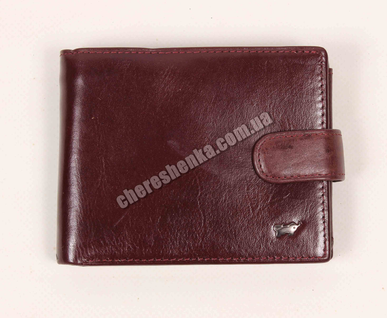 e1585e46aab2 Мужской кожаный кошелек Braun Buffel BR-603 Коричневый -