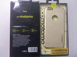 Чохол MOTOMO для iphone 4. Оригінал Золото