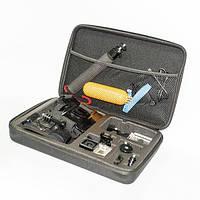 Сумка для камеры и аксессуаров SJCAM, GOPRO. Размер L, 21x16x7cm
