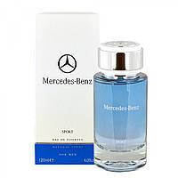Мужская туалетная вода Mercedes-Benz Mercedes Benz Sport 120 ml