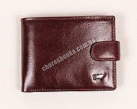 Мужской кожаный кошелек Braun Buffel BR-640 Коричневый