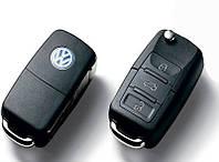 USB Flash, флешка на 16GB в виде ключа WV (Фольксваген)