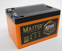 Тяговый аккумулятор 12V 13.1Ah Master 6DZM13.1