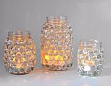 Камни для декора круглые цветные микс малые d 2 см, фото 6