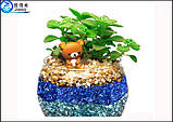 Камни для декора круглые цветные микс малые d 2 см, фото 7