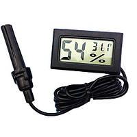 Влагомер  Цифровой гигро-термометр