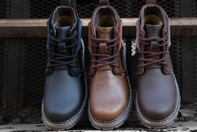 Мужские зимние ботинки 38-44. Модель 969