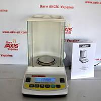Весы аналитические ANG 100C, до 100 грамм, внутренняя калибровка (Аксис).