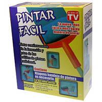 Малярный валик оптом, для окрашивания стен и любых поверхностей Pintar facil