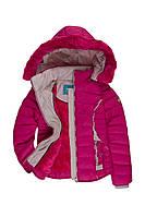 Куртка зимняя ( сиреневая )XKZ0245