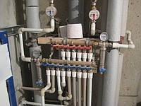 Разводка труб (отопление, водоснабжение, канализация), фото 2