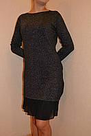 Платье женское нарядное шифон осень