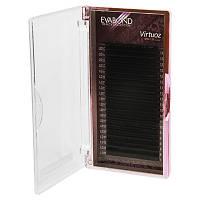 Ресницы на ленте Virtuoz Eva Bond Beauty Collection, 20 линий, Ø0,07, LD-изгиб, MIX NEW