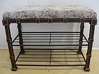 Банкетка кованая  -  012-600, фото 1
