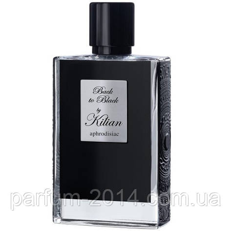 Парфюмированная вода Kilian Back to Black by Kilian Aphrodisiac 50 ml (реплика), фото 2
