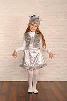 """Новогодний костюм для девочки """"Мышка"""", 3-7 лет"""