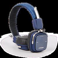 Наушники беспроводные Bluethooth Crown CMBH-9301, блютус