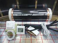 Нагревательная пленка 5 м.кв Hi Heat (Ю.Корея) комплект без терморегулятора