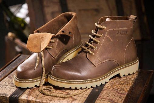 Мужские осенние ботинки 37-44. Модель 971
