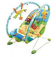 Кресло - кроватка - качалка 3 в 1 «Жители Саванны» для детей с рождения ТМ Tiny Love 1800106830