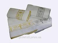 Крыжма (полотенце для крещения) 70*140 Турция, TM Zeron