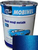 Автокраска Mobihel металлик 412 Регата 1л.