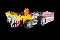 Хищник-мобиль Sharkruiser со светом и звуком 13 см Hot Wheels (90574)