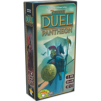 7 Wonders: Duel – Pantheon (7 Чудес: Дуэль – Пантеон)