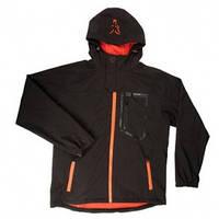 Куртка Fox Black / Orange Shofshell Jacket