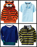 Кофты, гольфы, свитера, регланы, рубашки