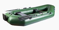 Лодка моторная пвх 260*130см диаметр балона 34см в комплекте слани, транец ST260 Storm