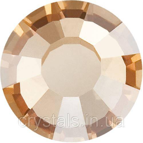 Стразы Crystal с покрытием Preciosa (Чехия) ss4, Crystal Golden Honey
