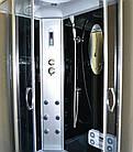 Гидромассажный бокс AquaStream Classic 128 LBL Black, фото 2