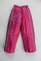 Спортивные брюки для девочек  4- 12 лет