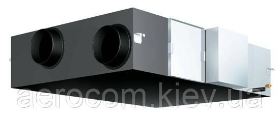 Вентиляционная установка с рекуперацией теплоты, охлаждением и увлажнением VKM1000GBM
