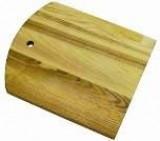 Доска разделочная с отверстием Кедр 50*30*2 см