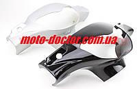 "Пластик  руля передний ""голова"" Zongshen  CubBike 50"