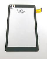 Сенсорный экран для планшета Bravis NP104 3G (256*157), черный YTG-G10057-F1 V1.0