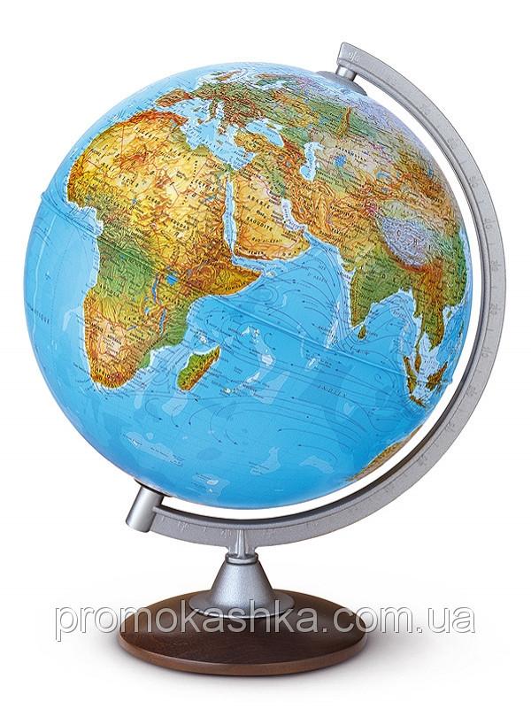 Глобус Атлантис , пр-во Италия  с подсветкой 30 см, укр. яз.