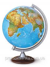 Глобус Атлантіс , пр-во Італія з підсвічуванням 30 см, укр. яз.