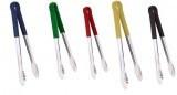 Щипцы универсальные 30 см, цветная ручка